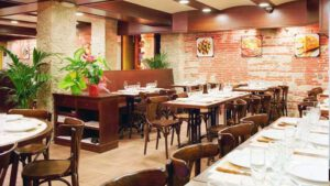 restaurante nervion barcelona